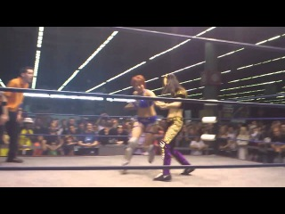 Kana vs. Mio Shirai (, Catch Japan Expo 2012)