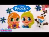 Queen Elsa Princess Anna Olaf Disney Frozen Water Beados like Aqua Beads Fun Simple Craft Playset
