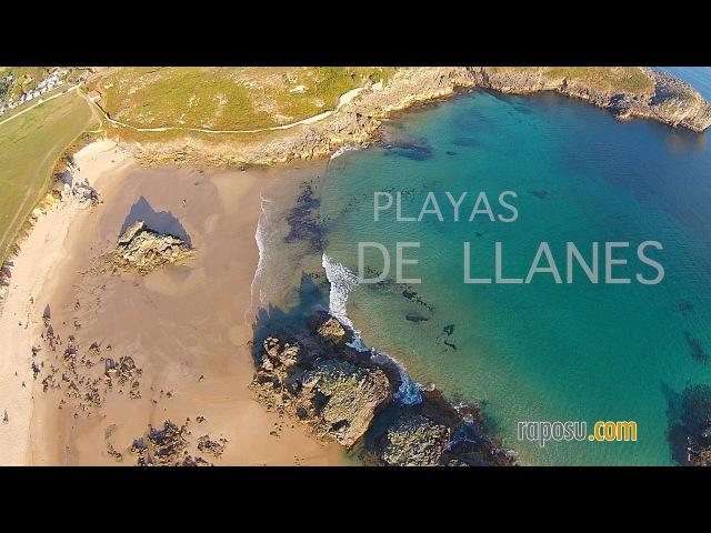 Las mejores playas de España estan en Llanes