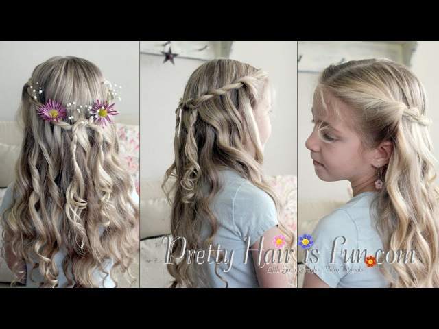 PRINCESS AURORA HAIRSTYLE DISNEY'S MALEFICENT!! 👑