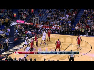 James Harden, Jrue Holiday Duel in New Orleans