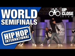 (UC) Associates - New Zealand (Adult Division) @ HHI's 2015 World Adult Semis