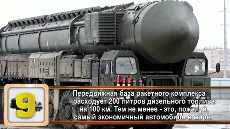 10 фактов о ракетном комплексе Тополь М Видео YouTube смотреть онлайн без регистрации