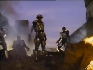 Капитан Пауэр и солдаты будущего - заставка 1