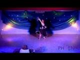Cindy of Phoenix Belly Dance performs Saidi