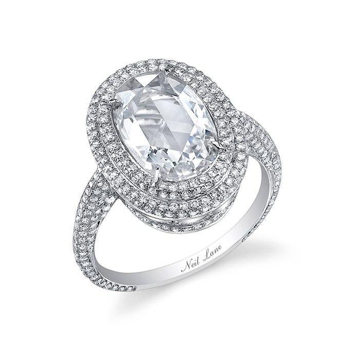 IbXJ8vc 4gc - Королевские овальные обручальные кольца (30 фото)