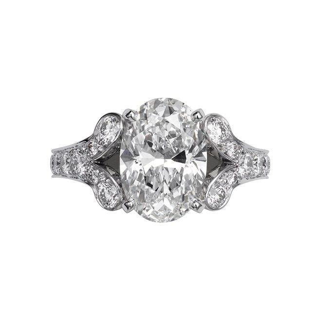 wJUGl p2e2Y - Королевские овальные обручальные кольца (30 фото)