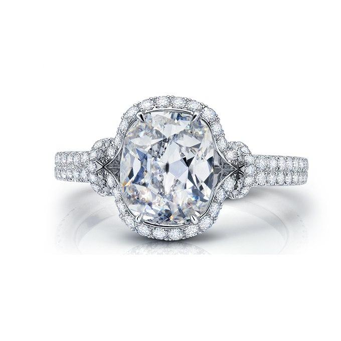 aRqAGxDiNq0 - Королевские овальные обручальные кольца (30 фото)