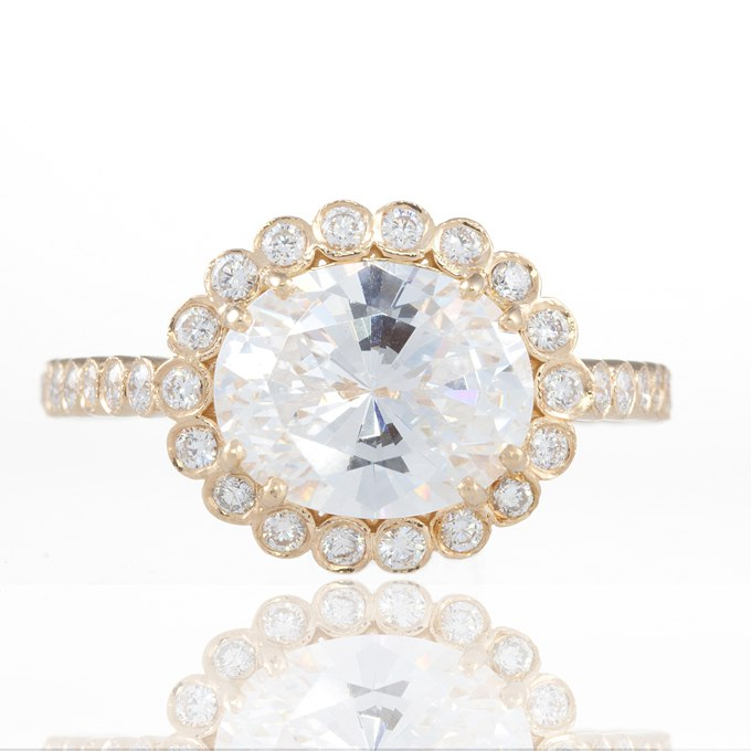 St K3ExXVDs - Королевские овальные обручальные кольца (30 фото)