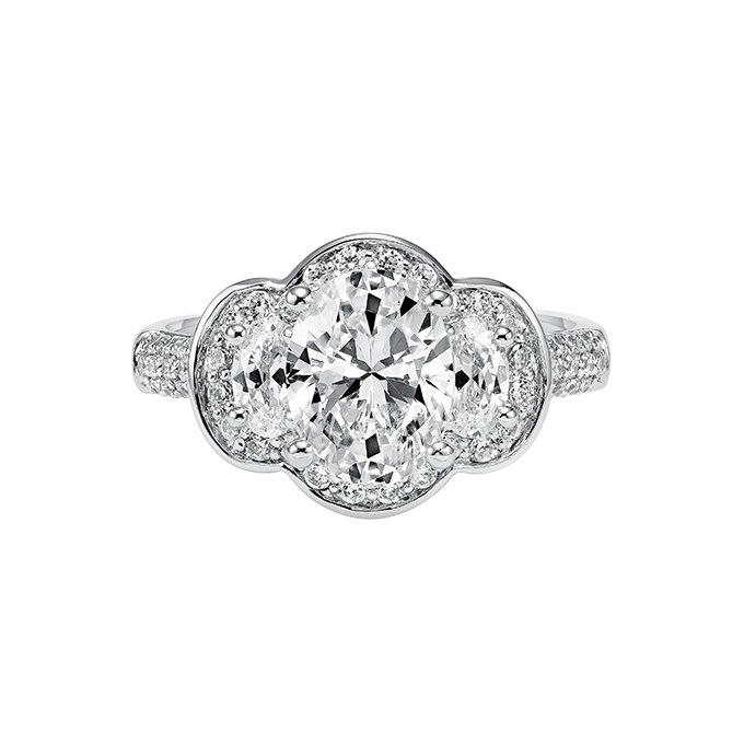 GYBN0i 1gPc - Королевские овальные обручальные кольца (30 фото)