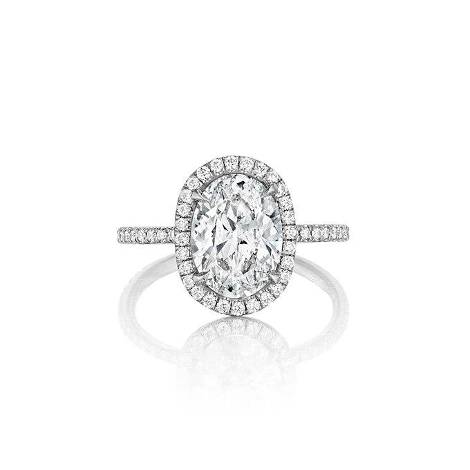 vySlO9Y5XQU - Королевские овальные обручальные кольца (30 фото)