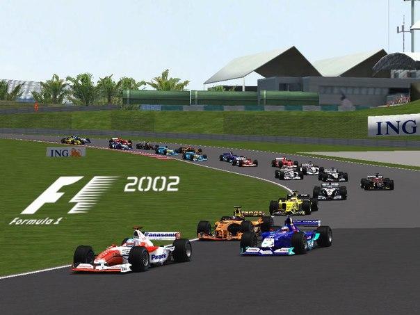 Гонки.МЕ Формула Гонки Ф1 2002 Формула-1 2002