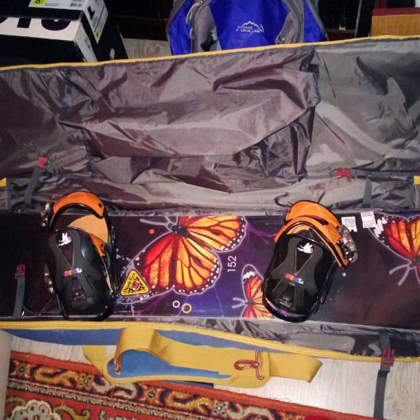 Блог писателя LioSta - сноуборд