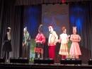 Новогодний спектакль Кошкин дом 215-2016 год.часть 1