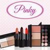 Pinky - косметика Sleek, Freedom, Revolution