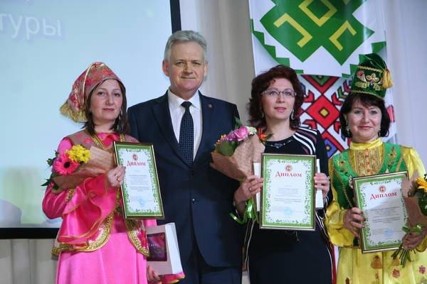 Жительница Азнакаевского района стала призером всероссийского конкурса «Туган тел»