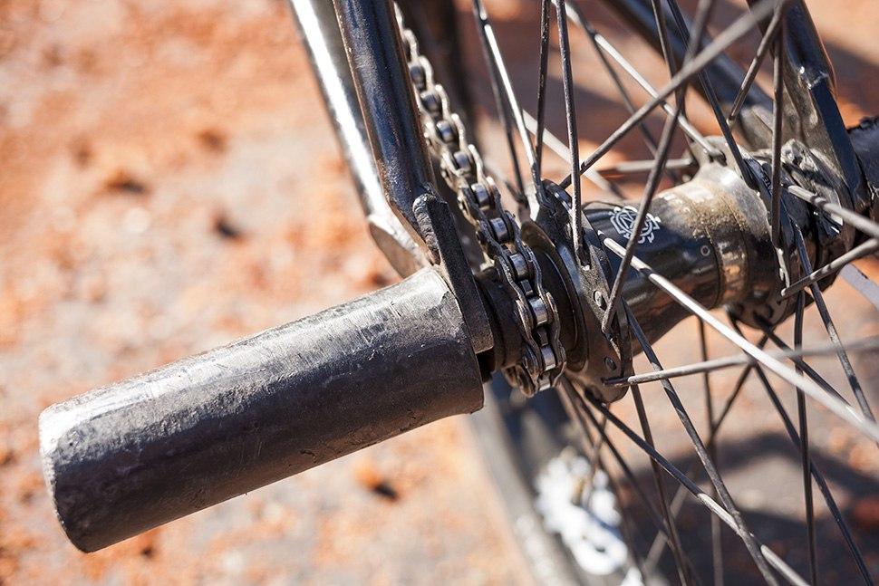 odsy rear hub