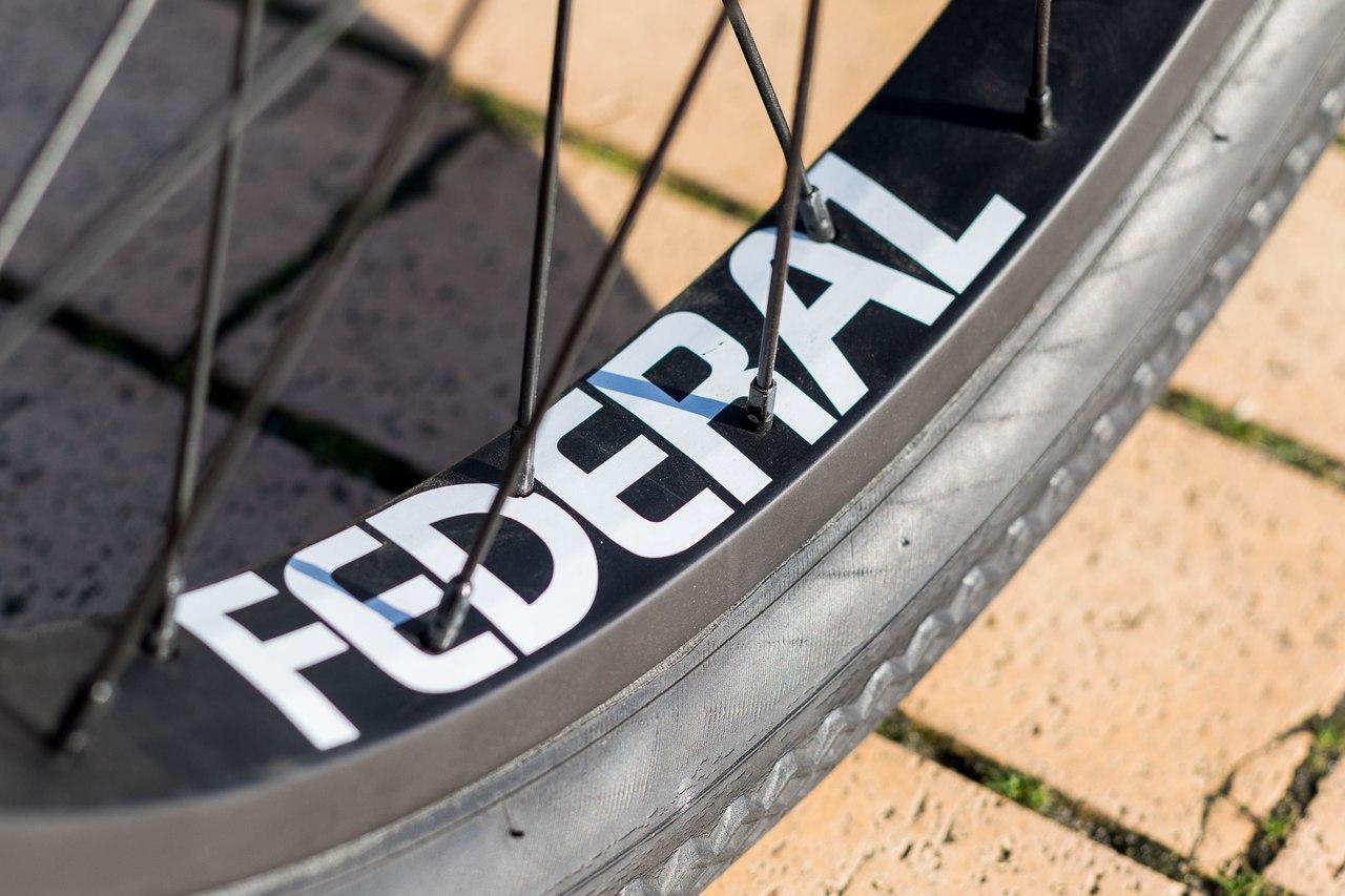 federal rim