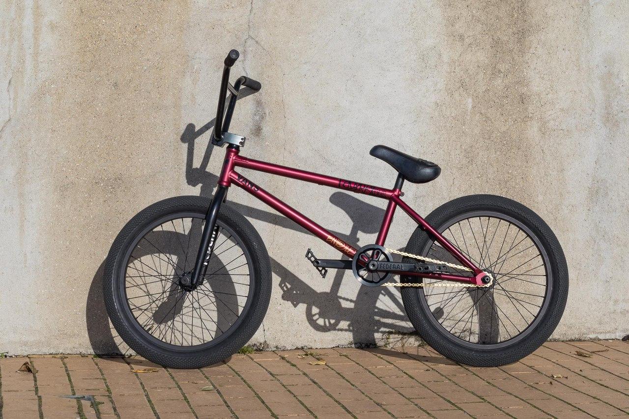 bmx bikecheck