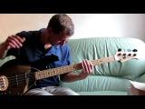 Andrea Manzoni Trio - 32 Days. Gregory Verba bass cover.