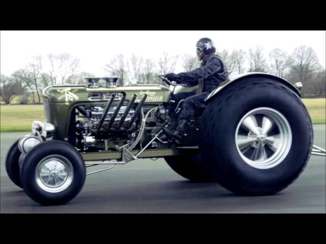 Ardbeg Hot Rod Tractor