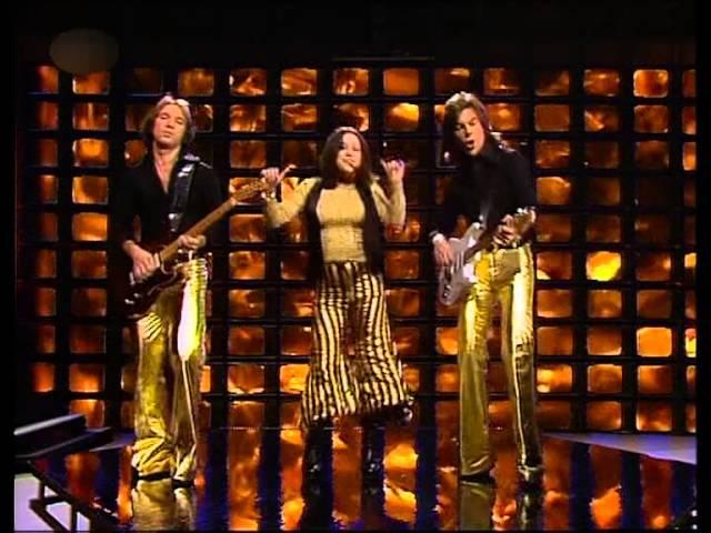 5000 Volts - I'm On Fire 1975 HQ
