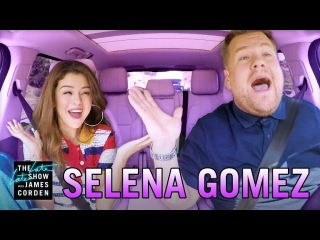 Selena Gomez Carpool Karaoke