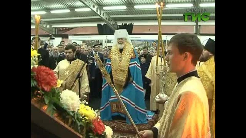 Икона и скуфья святого великомученика и целителя Пантелеимона привезены в Самару