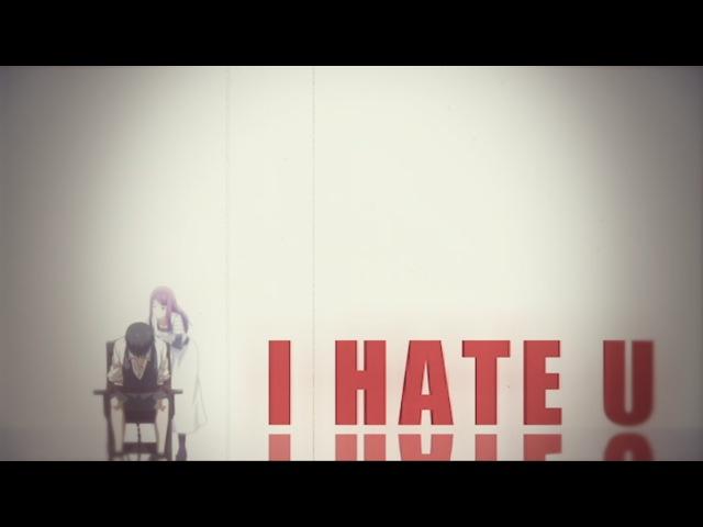 ● rize x kaneki | i hate you