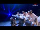 Танец Петрушка Хореограф Татьяна Денисова
