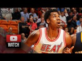 Hassan Whiteside Full Highlights vs Pacers (2016.02.22) - 19 Pts, 18 Reb, 6 Blocks