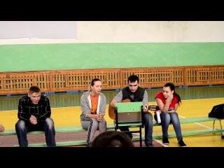 Молодежное мероприятие, посвященное Дню здоровья, Лутугино - 2016