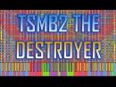 [Black MIDI] Synthesia – TSMB2, the Destroyer Final Update | 6.26 million ~ TheSuperMarioBros2
