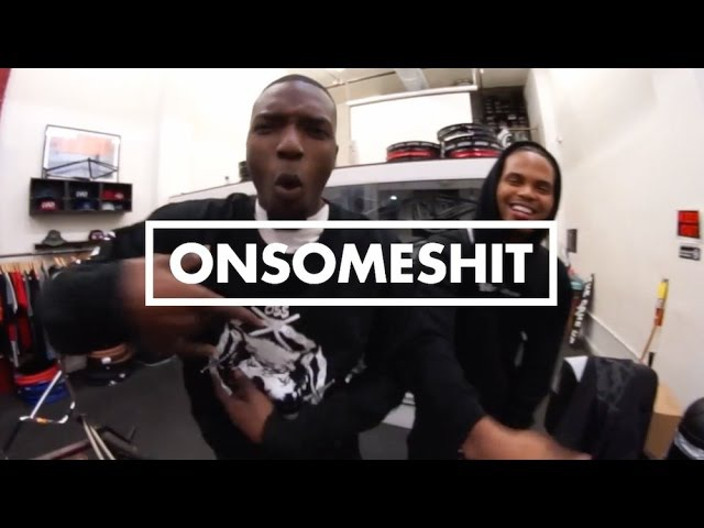 TADOUBLEDOLLA - ONSOMESHIT (Official Video)