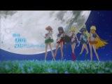Sailor Moon Crystal (2014) opening - Moonlight Densetsu