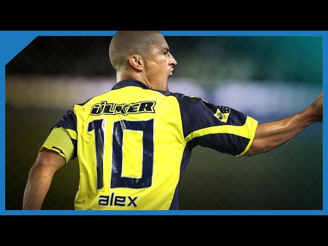 ALEX DE SOUZA • Os Melhores Gols da Carreira