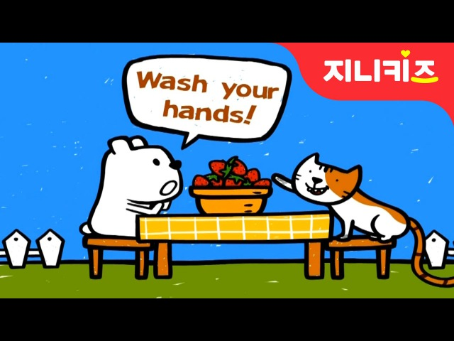 Didi's Day 5 | Wash your hands!