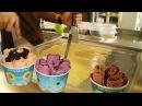 Thai Street Food Ice Cream Rolls