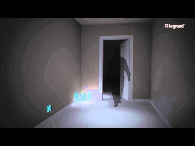 Презентация светового указателя с датчиком движения серии Valena Life