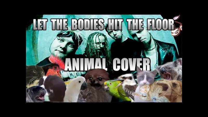 Drowning Pool Bodies Animal Cover