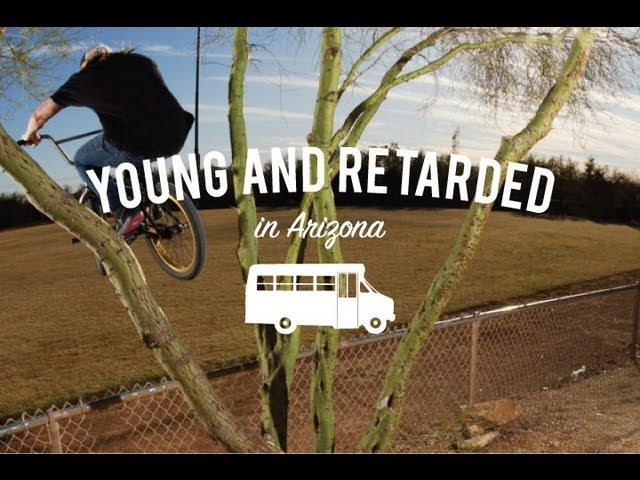BMX: The Come Up's Young Retarded Trip