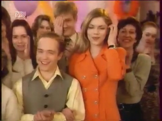 Рекламный блок (РТР, 1997) Nurofen, Звуки природы, Инвайт+, Rexona, Sony, Fruittella, Zanussi, Элис