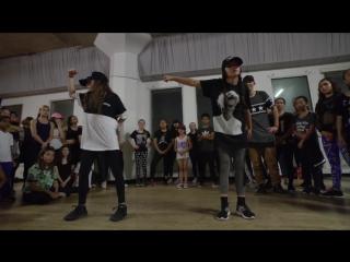 PANDA - Desiigner Dance @MattSteffanina Choreography (#Panda)