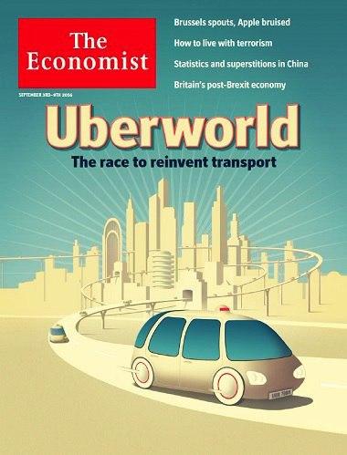 The Economist - September 3 2016