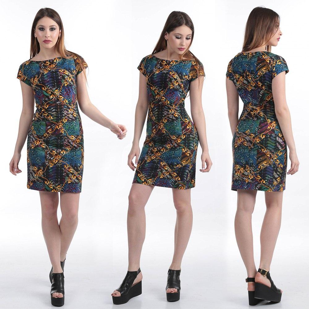 Модели летнего платья и его описание