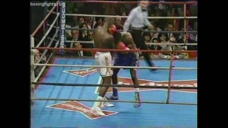 James Toney vs Glenn Wolfe (11-04-1992)