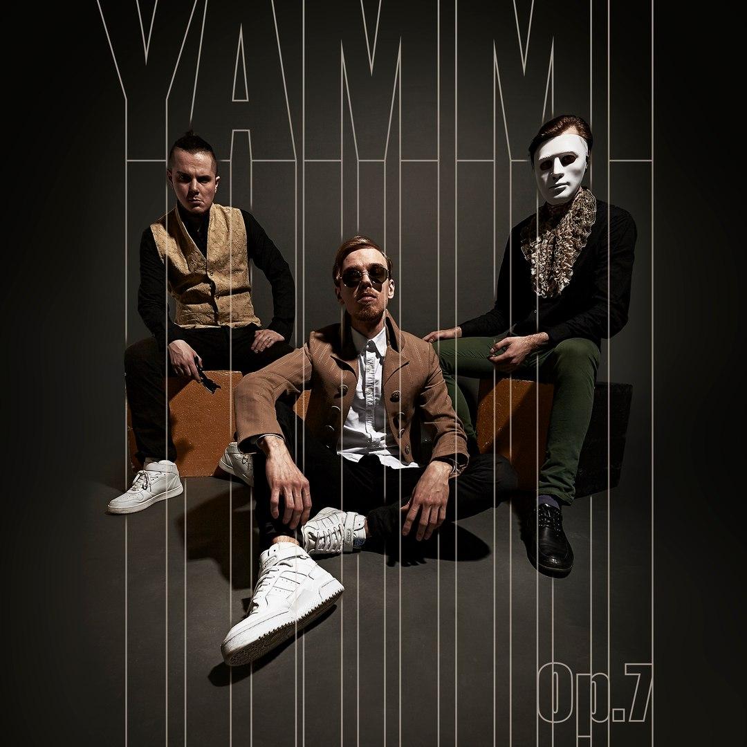 Новый EP группы YAMMI - Op.7