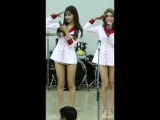 15.11.26 Pocket Girls - Members Introduction @ concrt for 15 Department of the Air Force