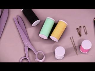 Miraculous Ladybug Webisode #2 [ENG DUB/RUS SUB] - Marinette & Fashion