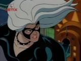 Человек-паук 1994 года ( Сезон 4, Серия 3 ) Чёрная Кошка